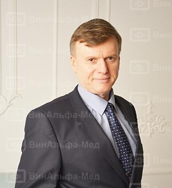 Лікар-кардіолог Матяш Роман Володимирович, ВінАльфа-Мед